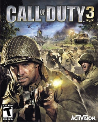 Call Of Duty 3 PC Game Free Download For Maz