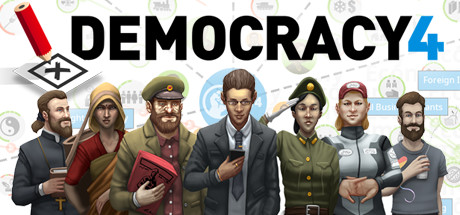 Democracy 4 Game Free Download