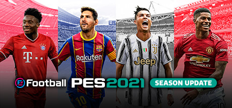 EFootball PES 2021 Game Download for Mac/PC