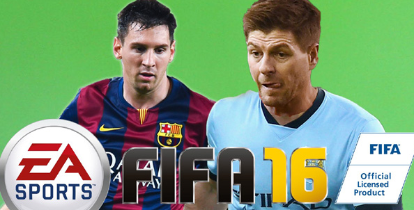 FIFA 16 Download Free PC Game