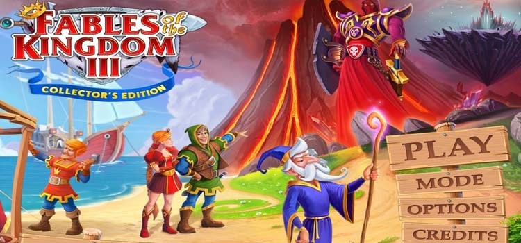 Fables Of The Kingdom 3 Free Download Mac Game