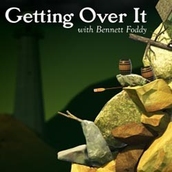 Getting Over It with Bennett Foddy Free Download PC Game