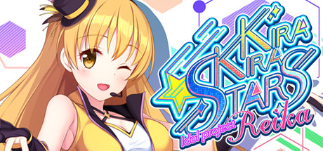 Kirakira stars idol project Reika Game Free Download