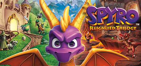 Spyro Reignited Trilogy Game Free Download for Mac