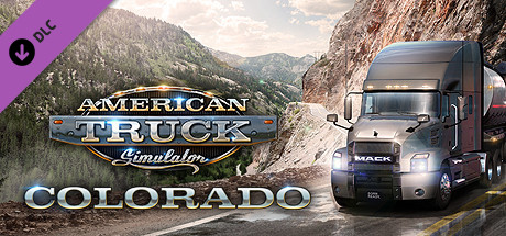 American Truck Simulator Colorado PC Game Free Download