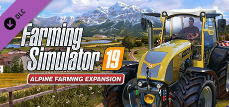 Farming Simulator 19 Alpine Farming Expansion PC Game Download
