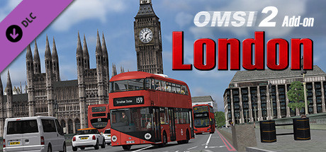 Download OMSI 2 Add On London Free Full PC Game