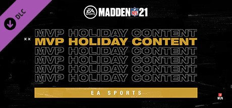 Madden NFL 21 Holiday MVP Content Free Download PC Game