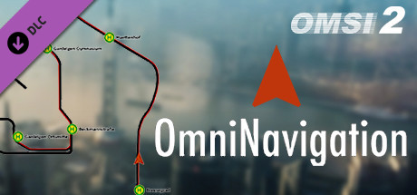 OMSI 2 Add on OmniNavigation Free Download PC Game