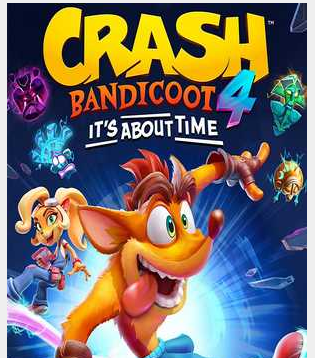 Download Crash Bandicoot 4 It's About Time Torrent Full PC Game