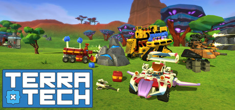 Terratech PC Game Download For Mac